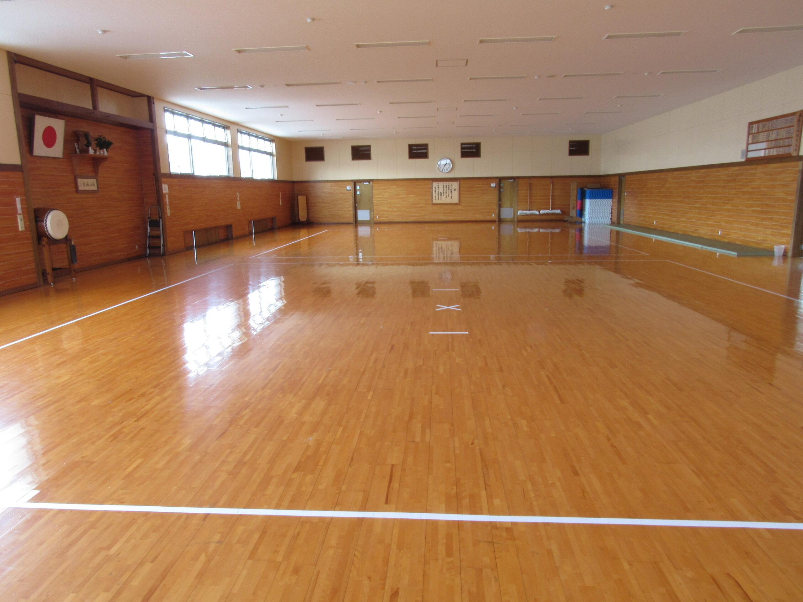 1階剣道場