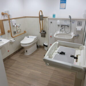 福田 体育館 多目的トイレ
