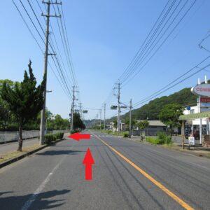 福田 第二駐車場 児島方面