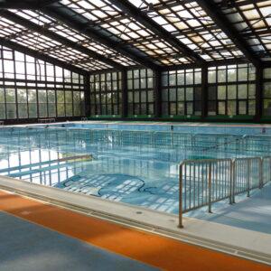福田公園プール幼児用プール