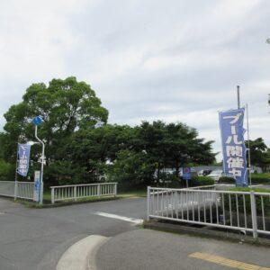 福田公園プール第二駐車場