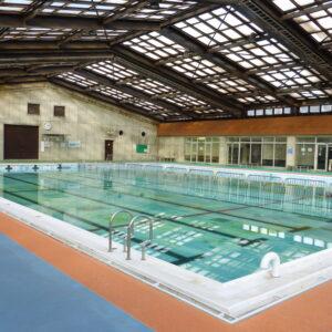 福田公園プール25mプール