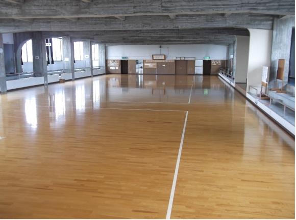 3階剣道場